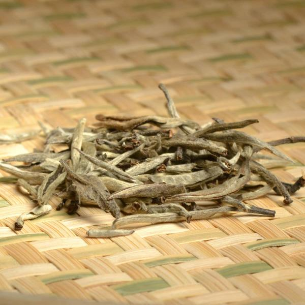 Белый чай Бай Хао Инь Чжэнь «Серебряные иглы»