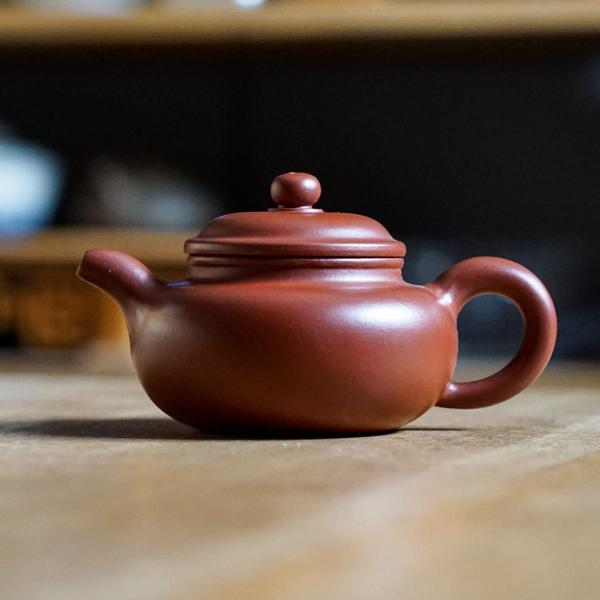 Исинский чайник «Фан Гу Цин Шуй Ни» 155 мл фото