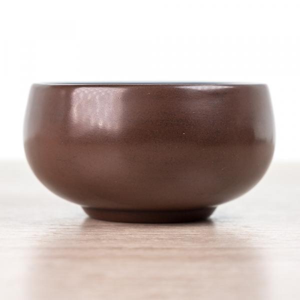 Пиала «Шоколадная» цзяньшуйская керамика 50 мл фото