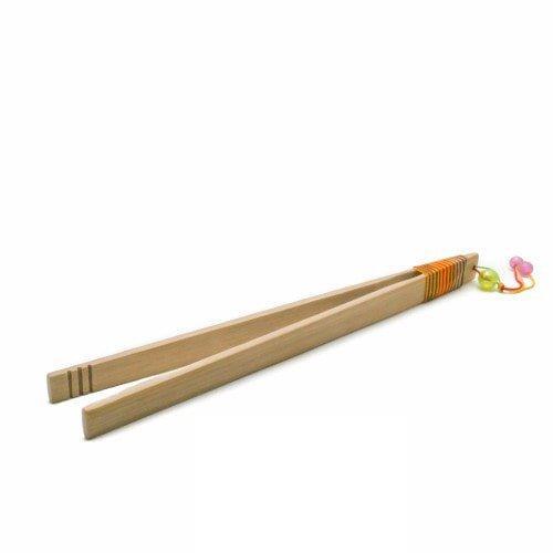 Пинцет бамбук фото