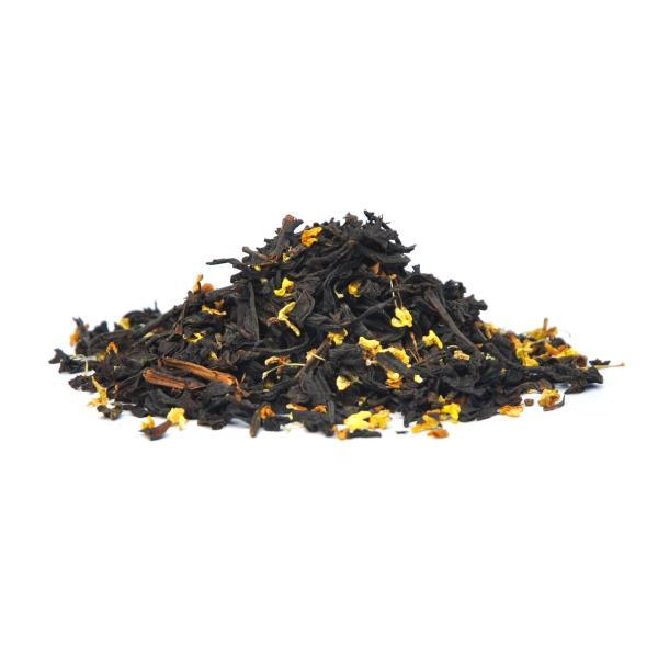 Красный чай с цветами Гуйхуа