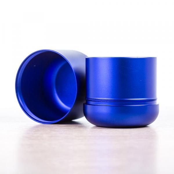 Баночка для чая «Синий Ака» 4,5×5см