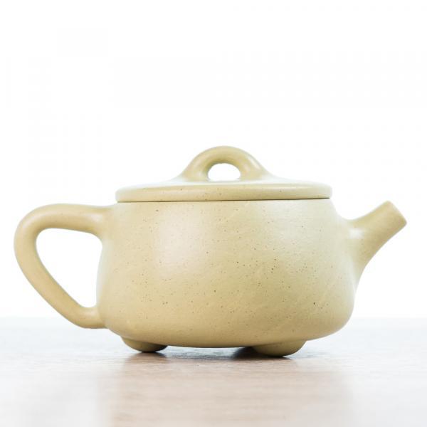 Исинский чайник «Сан Цзу Ши Пяо Да Коу» 130 мл фото