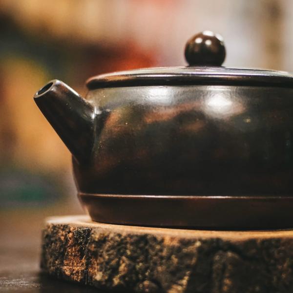 Заварочный чайник «Звонкий» 180мл (ручная работа)