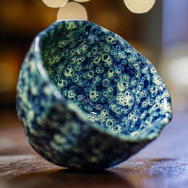 Пиала «Многоликая» керамика 100 мл фото