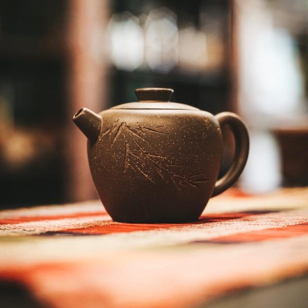 Исинский чайник «Яблоко Чу Цу» 155 мл фото