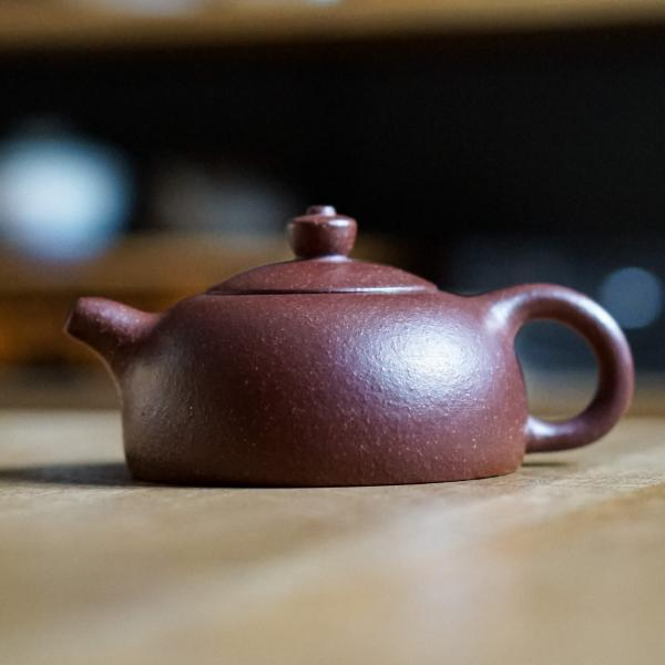 Исинский чайник «Банью Ху» 175 мл фото