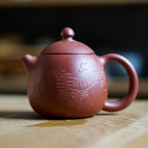 Исинский чайник «Лун Дан» 175 мл фото