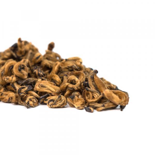 Красный чай Дянь Хун Цзинь Ло «Изумрудные спирали»