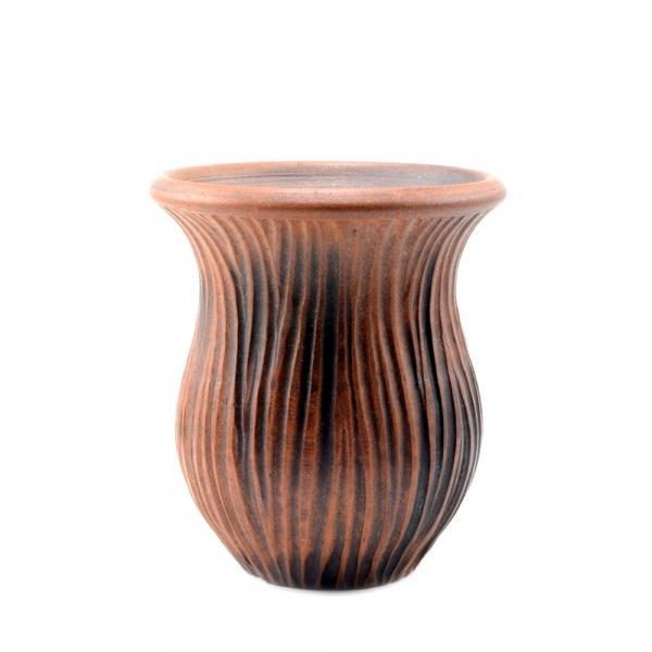 Глиняный калабас для Матэ «Древо»
