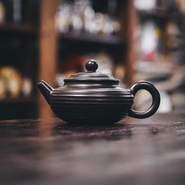 Исинский чайник «Радиальный» 175 мл фото