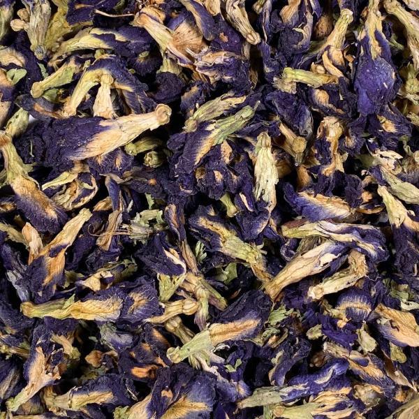 Синий тайский чай-20 клитория фото