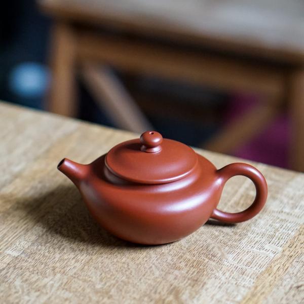 Исинский чайник «Фан Гу Цин Шуй Ни» 170 мл фото
