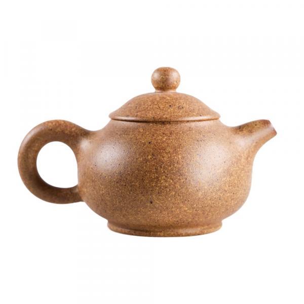 Заварочный чайник «Лампа» исинская глина 140 мл фото