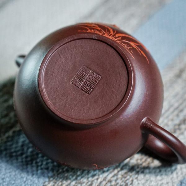 Исинский чайник «Жун Тянь Ху Лиэн Хуа» 190мл