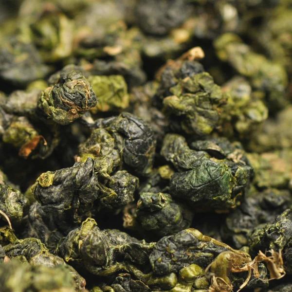 Чай улун Джу Шань Цзинь Сюань «Золотой цветок»