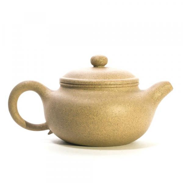 Чайник песочный глина фото