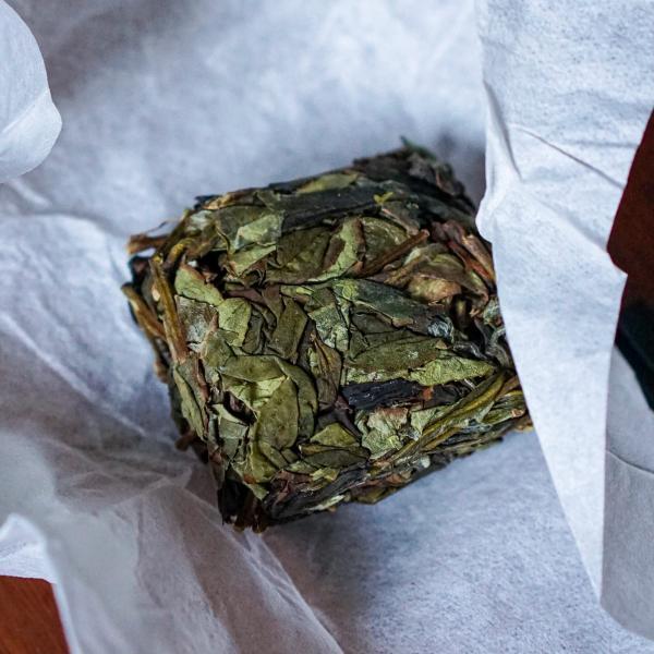 Чай улун Шуй Сянь «Слабый огонь» Цин Хуо