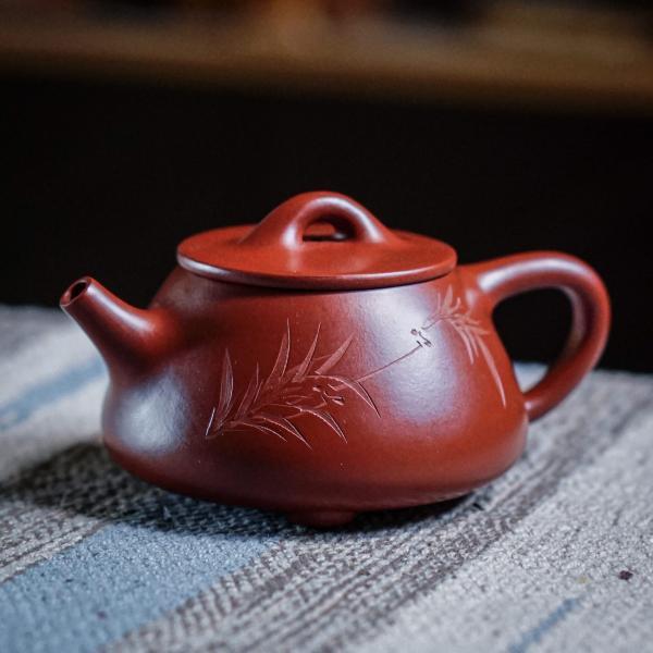 Исинский чайник «Сан Цзу Ши Пяо» 160 мл фото