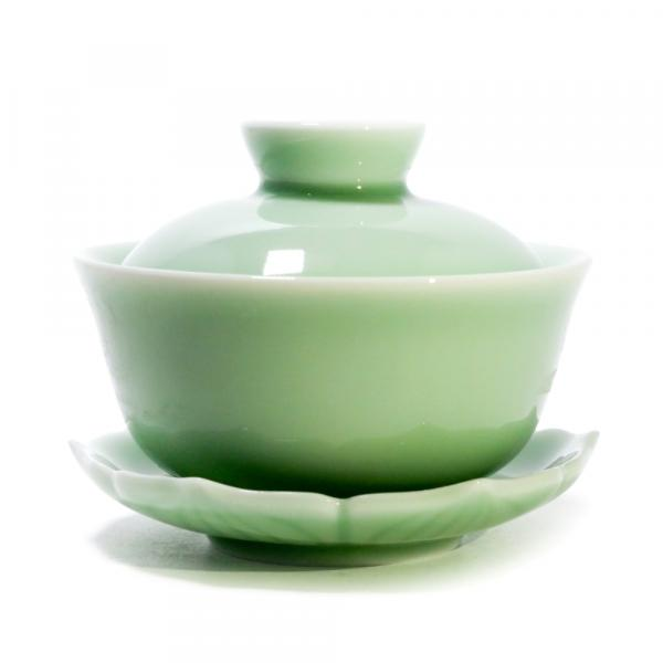 Гайвань Зеленый лотос 95 мл для чая фото
