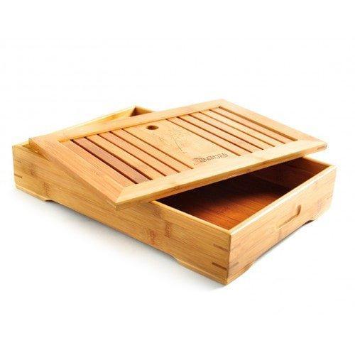 Чайная доска (чабань) «Бамбук» 26х18х7см