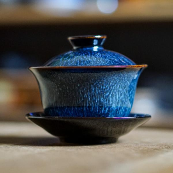 Гайвань «Морские камни» керамика 130мл