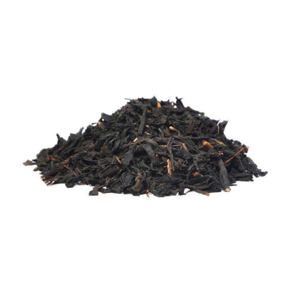 Красный чай «Ассам» с бергамотом