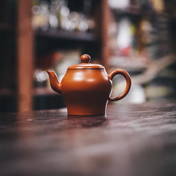 Исинский чайник «Лио Цин Шуй Ни» 100 мл фото