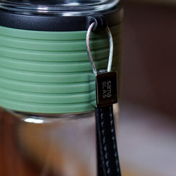 Бутылка для чая Sama «Походная № 4» 240мл