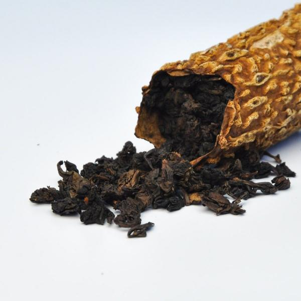 Чай улун Лао Тегуаньинь в кугуа