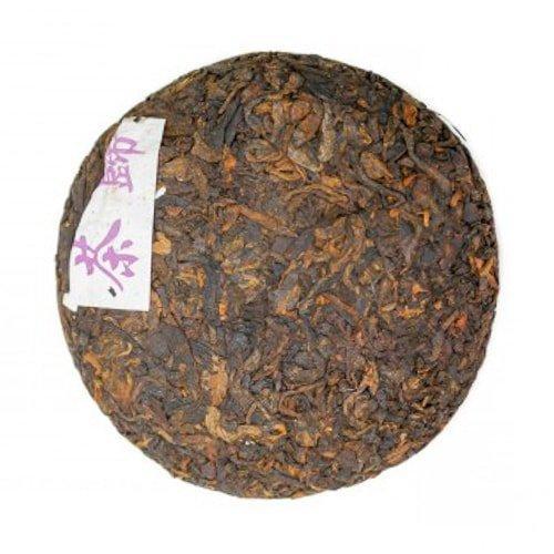 Чай Пуэр Шу Гу Юэн Чун Сигуй (сладкое послевкусие) 2006г