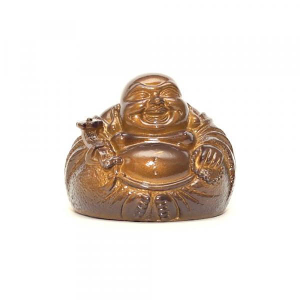 Чайная фигурка Милефо «Золотой», меняющий цвет