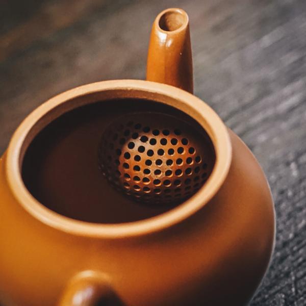 Исинский чайник «Лио Цин Шуй Ни» 100мл