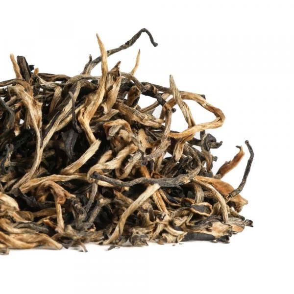 Красный чай Дянь Хун Цзинь Сы «Золотой шелк»