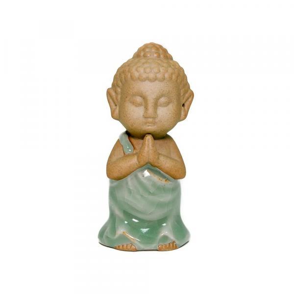 Чайная фигурка Монах «Умиротворенный»