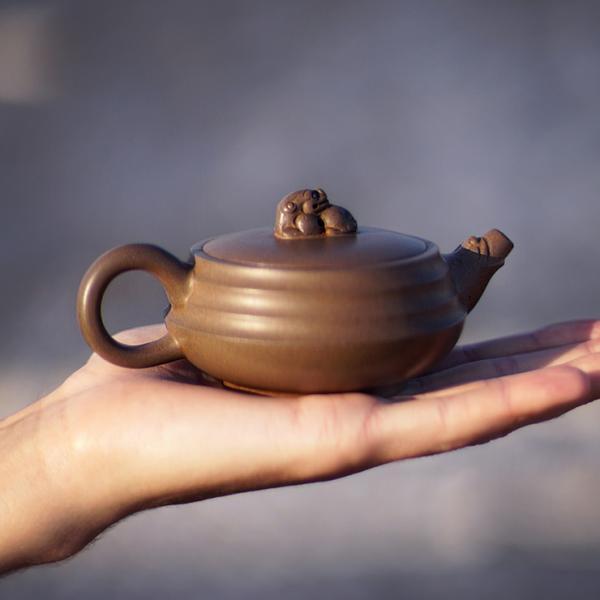 Первый чайник «Чайной мастерской» 190мл