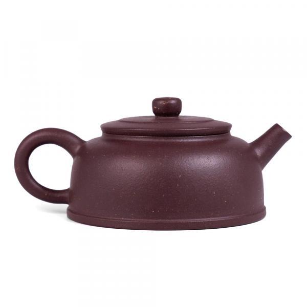 Заварочный чайник «Бянь Ху 619» исинская глина 140 мл фото