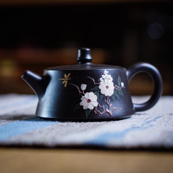 Исинский чайник «Ши Пяо Дао Ди Мин» 140 мл фото