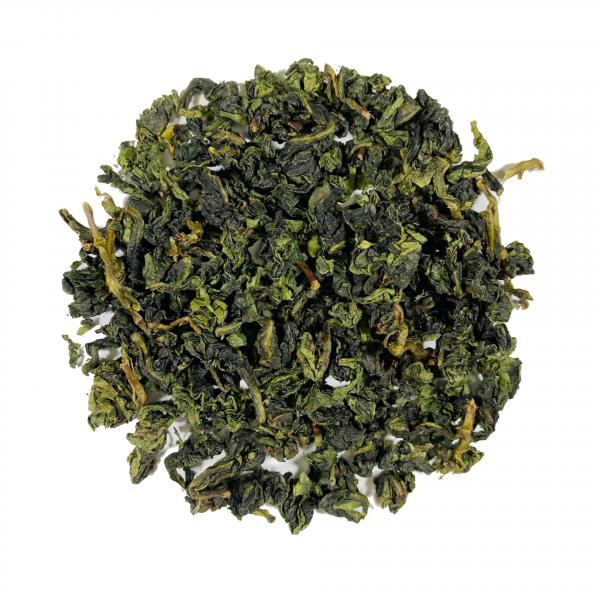 Чай улун Тегуаньинь с черенками
