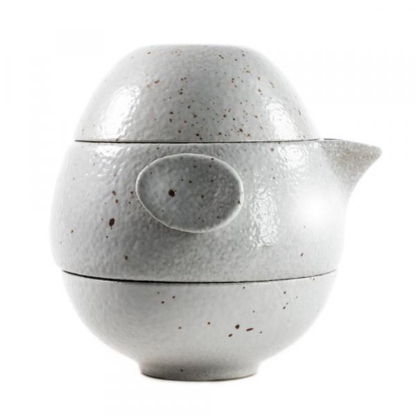 Походный чайный набор «Яйцо дракона» 4предмета