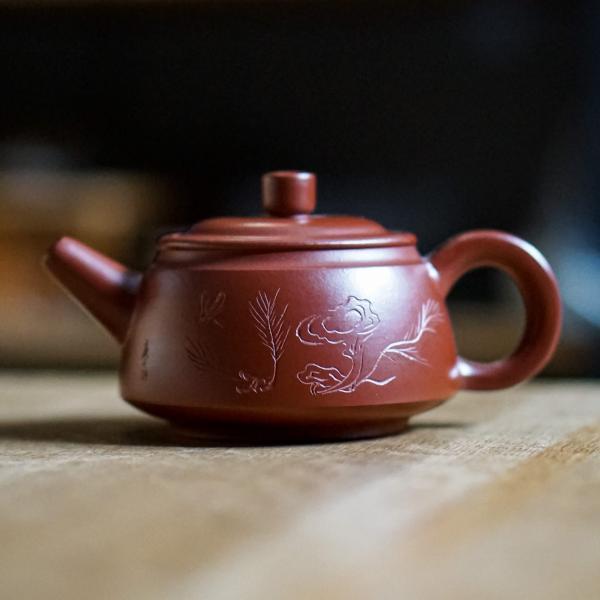 Исинский чайник «1862» 160 мл фото