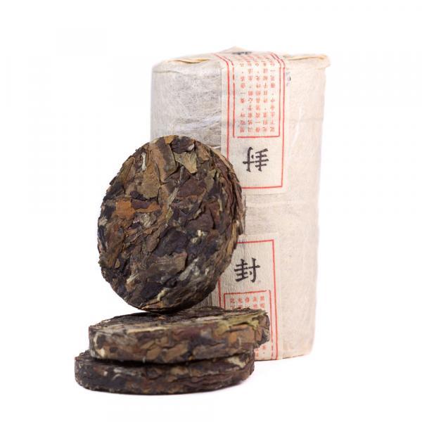 Белый чай «Юньнаньский Бай Ча»