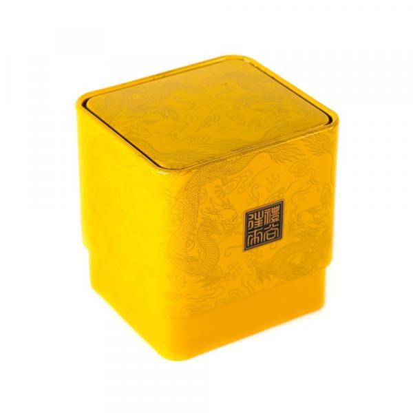 Баночка для чая «Золотой дракон» 200мл