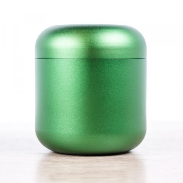 Баночка для чая «Зелёный Ака» 4,5х5 см фото