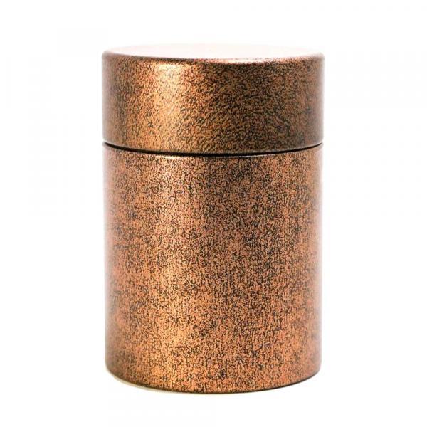 Баночка для чая золото фото