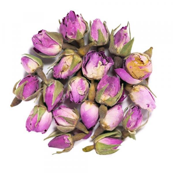 Чай бутоны роз Мэй Гуй Хуа фото