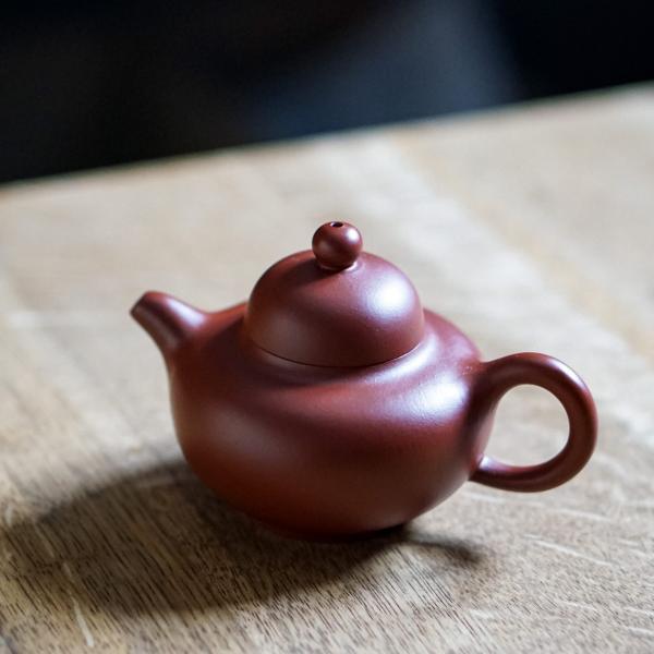 Исинский чайник «Мэнчэнь Ху» 125 мл фото