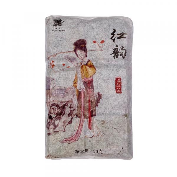 Красный чай Дянь Хун «Весенняя пора» фото