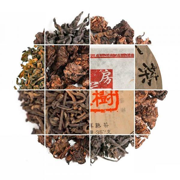 Чайный набор «Знакомство с пуэрами»