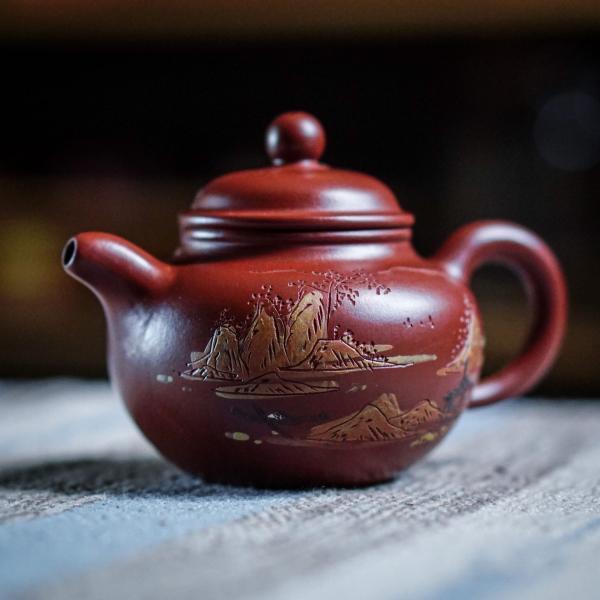 Исинский чайник «Жун Тянь Ху» 200 мл фото